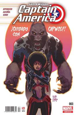 Captain America: Sam Wilson (Grapa) #3