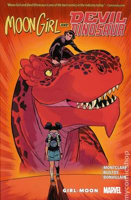 Moon Girl and Devil Dinosaur (Softcover) #4