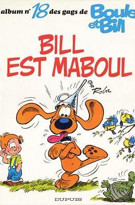 Boule et Bill (Cartonné) #18