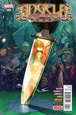Angela: Asgard's Assassin Vol 1 (Comic book) #4