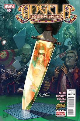 Angela: Asgard's Assassin Vol 1 #4
