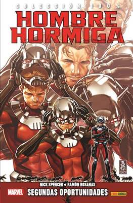 Hombre Hormiga. 100% Marvel (Rústica 136-224 pp) #1