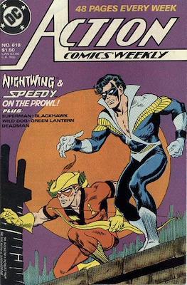 Action Comics Vol. 1 (1938-2011; 2016-) (Comic Book) #618