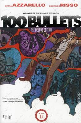 100 Bullets - The Deluxe Edition (Hardcover 456-512 pp) #2