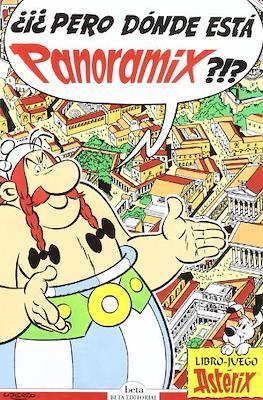 ¿¡¿Pero dónde está Panoramix?!?