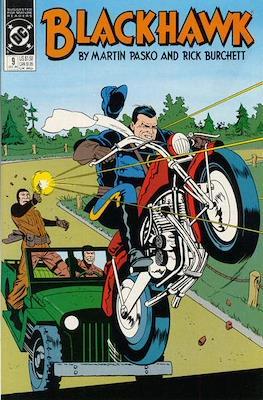Blackhawk Vol 3: (1989-1990) #9
