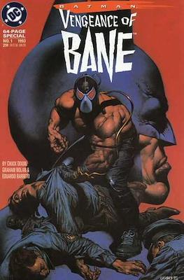 Batman: Vengeance of Bane (Comic Book. 1993 - 1995) #1