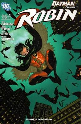 Batman presenta: Catwoman / Robin / Nightwing (2007-2008) #17