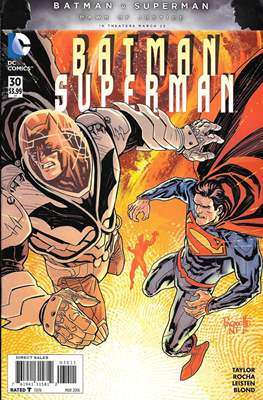 Batman / Superman vol. 1 (2013-2016) (Comic Book) #30