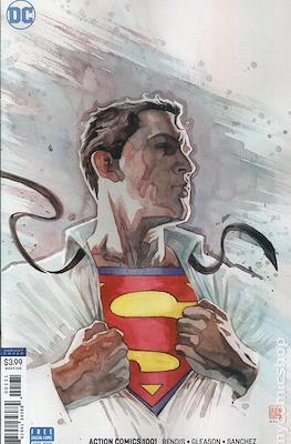 Action Comics Vol. 1 (1938-2011; 2016-... Variant Covers) (Comic Book) #1001.2