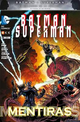 Batman / Superman. Nuevo Universo DC (Grapa) #29