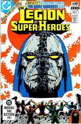 Legion of Super-Heroes Vol. 2 (1980-1987) (Comic-book) #294