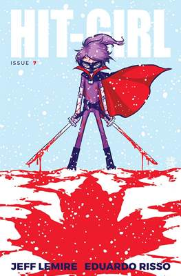 Hit-Girl (2018 Variant Covers) (Comic Book) #7