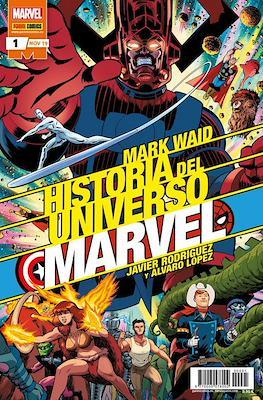 Historia del Universo Marvel (Grapa 40 pp) #1
