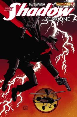 The Shadow Year One (Comic-book) #7
