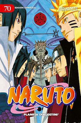 Naruto (Rústica con sobrecubierta) #70