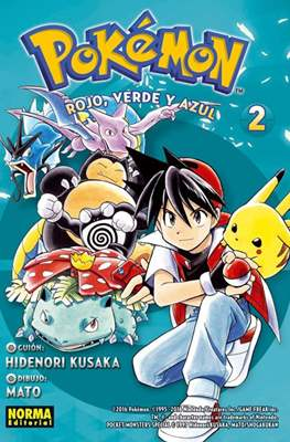 Pokémon (Rústica con solapas) #2