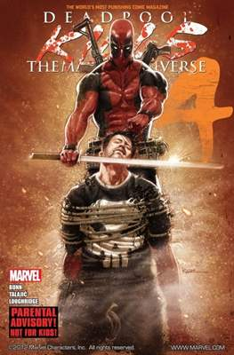 Deadpool: Kills the Marvel Universe (Comic Book) #4