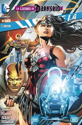 Liga de la Justicia. Nuevo Universo DC / Renacimiento (Grapa) #45