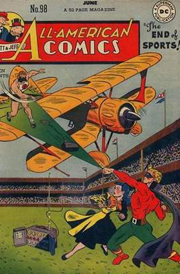 All-American Comics (Comic Book) #98
