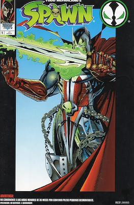 Spawn McFarlane's Toys Serie 1 Comic-books (Comic-book) #3