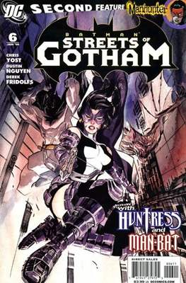 Batman: Streets of Gotham (2009-2011) #6