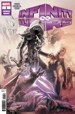 Infinity Wars (Variant Cover)