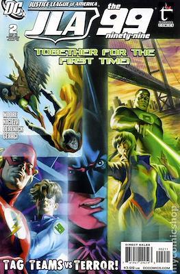 JLA / The 99 (2010) (Comic Book) #2