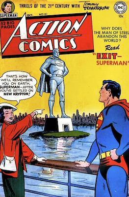 Action Comics Vol. 1 (1938-2011; 2016-) (Comic Book) #161