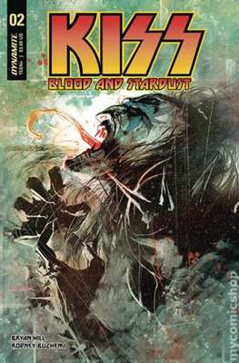 KISS: Blood and Stardust (Comic Book) #2