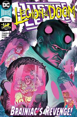 Justice League Vol. 4 (2018- ) (Comic Book) #18