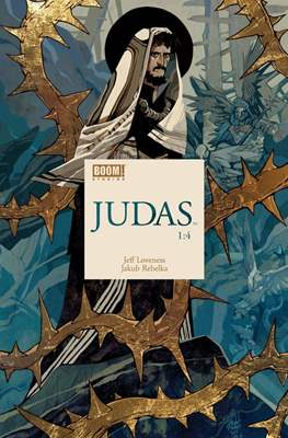 Judas (Comic-book) #1
