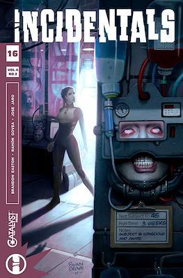 Incidentals (Comic book) #16