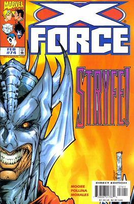 X-Force Vol. 1 (1991-2002) (Comic Book) #74