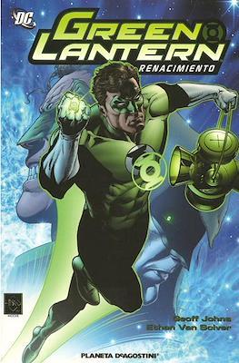 Green Lantern. Renacimiento