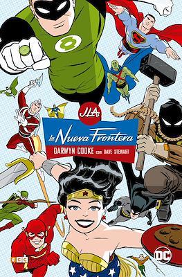 JLA: La Nueva Frontera
