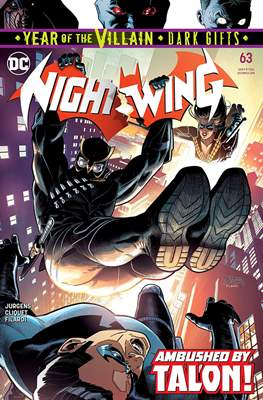 Nightwing Vol. 4 (2016-) (Comic-book) #63