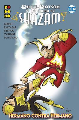 Billy Batson y la magia de ¡Shazam! #2