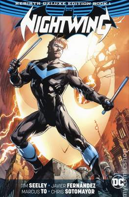 Nightwing: Rebirth Deluxe Edition (Hardcover 384-312 pp) #1