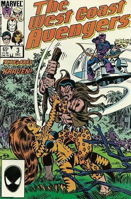 West Coast Avengers Vol. 2 (Comic-book. 1985 -1989) #3