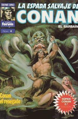Super Conan. La Espada Salvaje de Conan (Cartoné. B/N. (1989). 2ª Edición.) #4