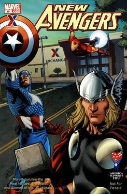 America Supports You: Marvel Salutes the Real Heroes, the Men and Women of the U.S. Military #10
