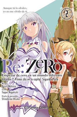 Re:ZeRo - Empezar de cero en un mundo diferente (Rústica) #2