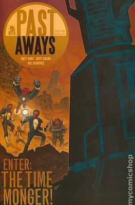 Past Aways (Comic Book) #2