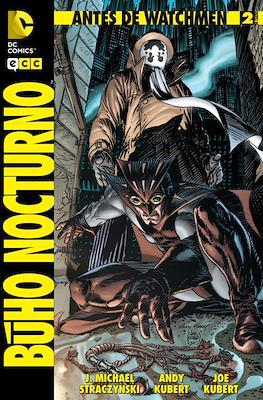 Antes de Watchmen: Búho Nocturno (Grapa 36-32 pp) #2
