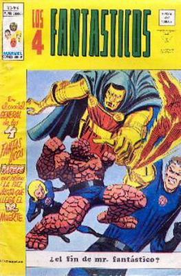Los 4 Fantásticos Vol. 3 (1977-1980) (Grapa 44 pp) #6