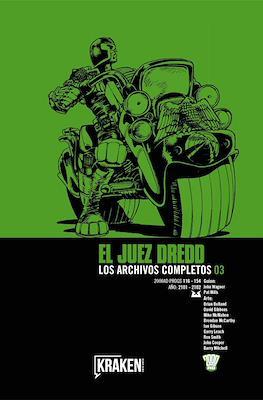El Juez Dredd: Los Archivos Completos (Rústica 240-336 pp) #3