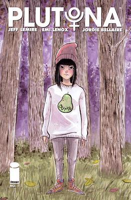 Plutona (Comic Book) #1