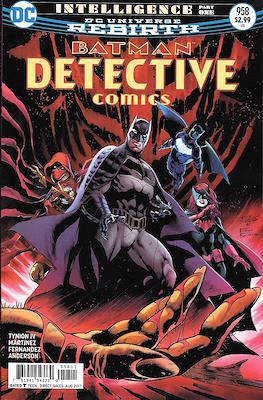 Detective Comics Vol. 1 (1937-2011; 2016-) (Comic Book) #958