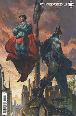 Batman / Superman (2019 -Variant Cover) #18